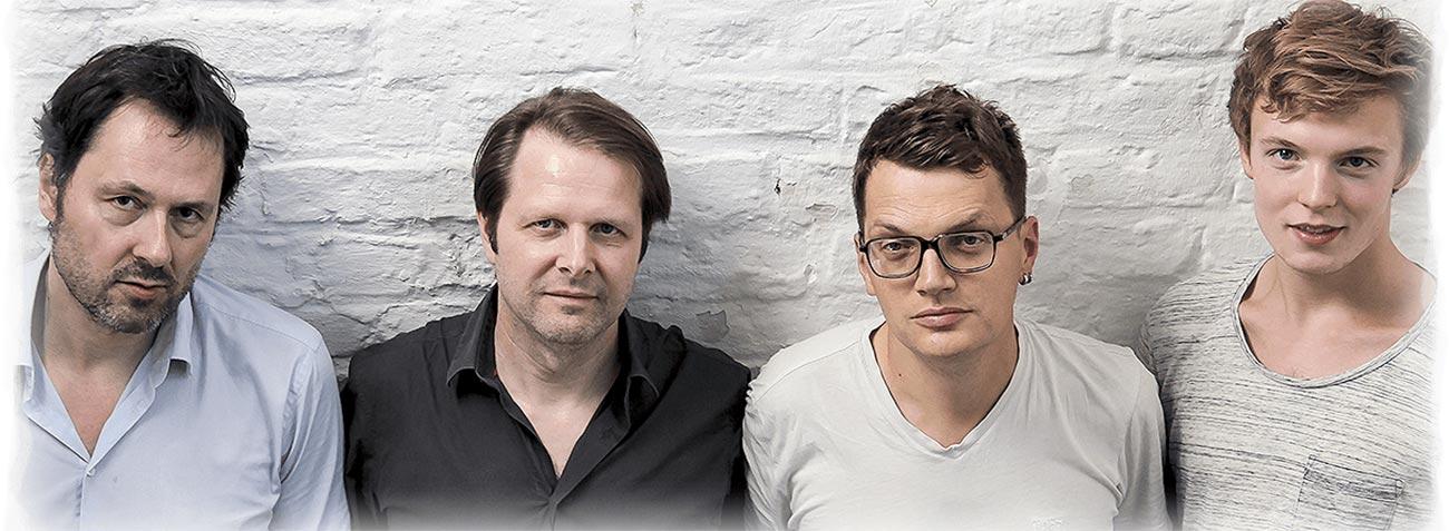Andy Herrmann Quartett | Andreas Herrmann - Pianist & Komponist